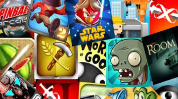 Mobile Gaming Apps
