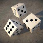 gambling online dice